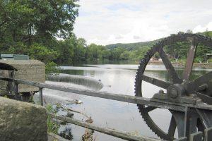 Strutt Mill Pond