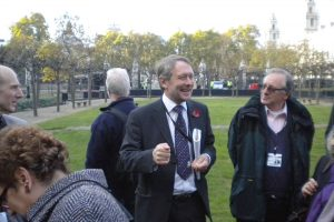 Chapel Chairman Sir Peter Soulsby MP