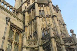 Christ Church College (CCC) Tom tower