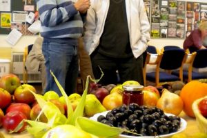 John Woodward and Gwyn Jones