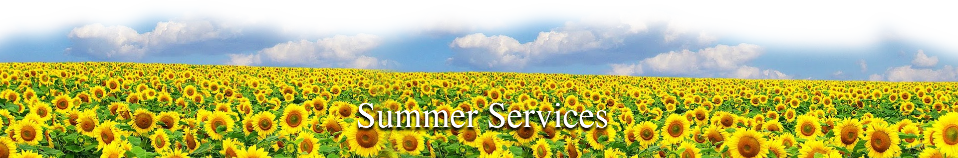 Leicester Unitarians Great Meeting Chapel summer services