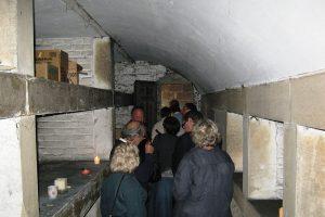 Belper Chapel crypt