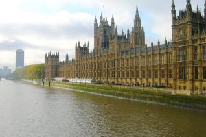 Palace of Westminster December 2009