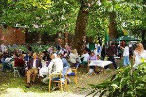 Leicester Unitarians Garden Event