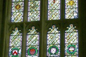 CCC Lewis Carroll dining room window
