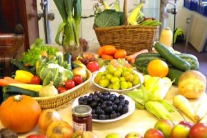 Sale of produce