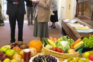 Leicester Unitarians Great Meeting Harvest Festival 2009