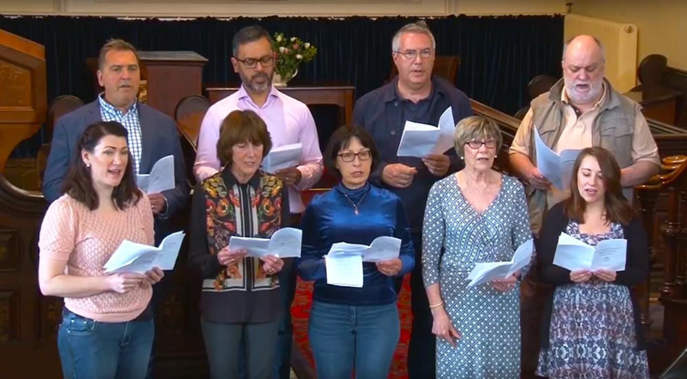 Leicester Unitarians Great Meeting Chapel music