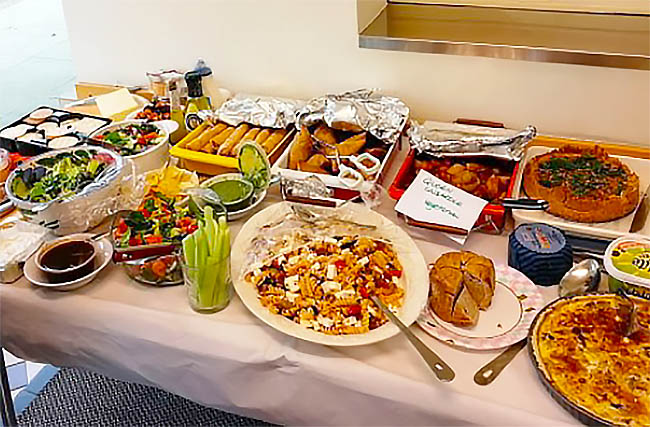 Leicester Unitarians Great Meeting Bring lunch