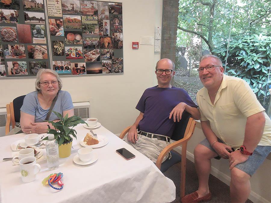 Leicester Unitarians Great Meeting Tea in the Garden 2019