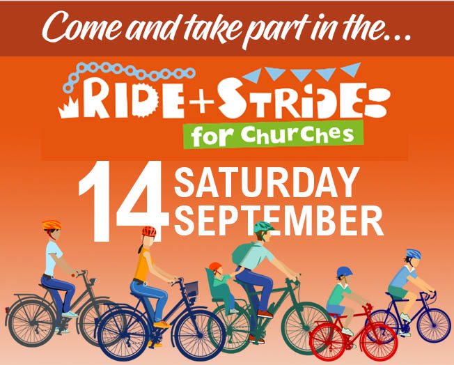 Leicester Unitarians Great Meeting Ride & Stride Heritage